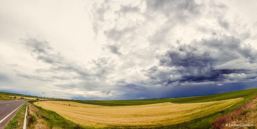 Peisaje Bacau – Bucuresti