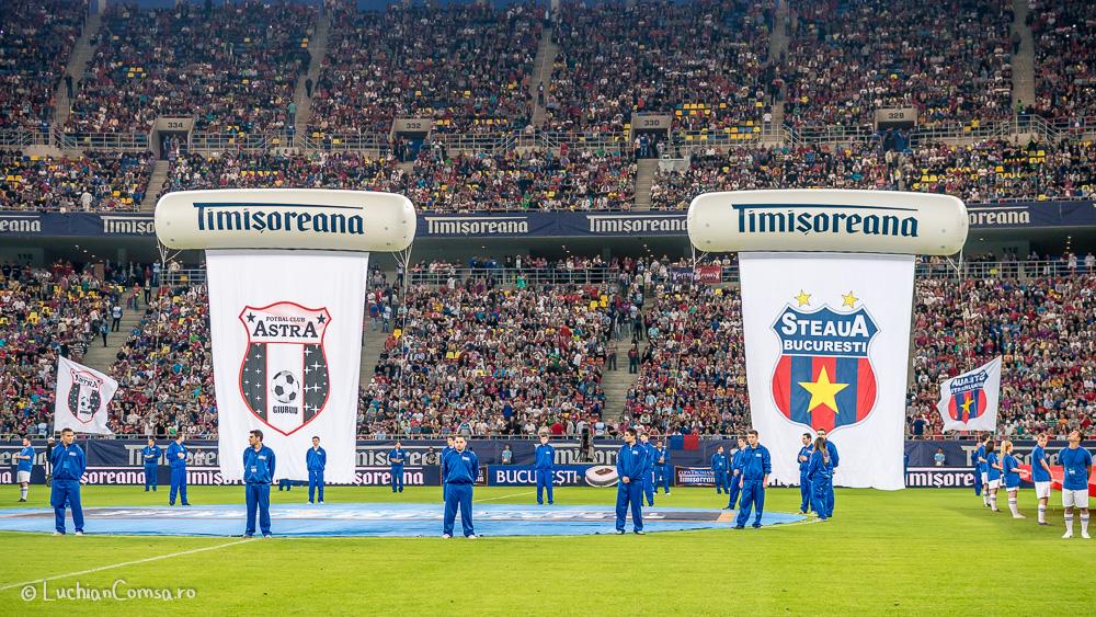 Steaua Bucuresti – Astra Giurgiu 2-4 (Finala Cupei Romaniei) – Poze