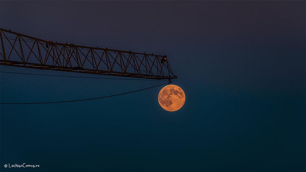 Super-Luna – Spectacol astronomic 10-11.08.2014
